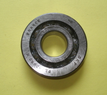 Bearing for crank shaft, PIAGGIO,  Vespa 125 till 1952