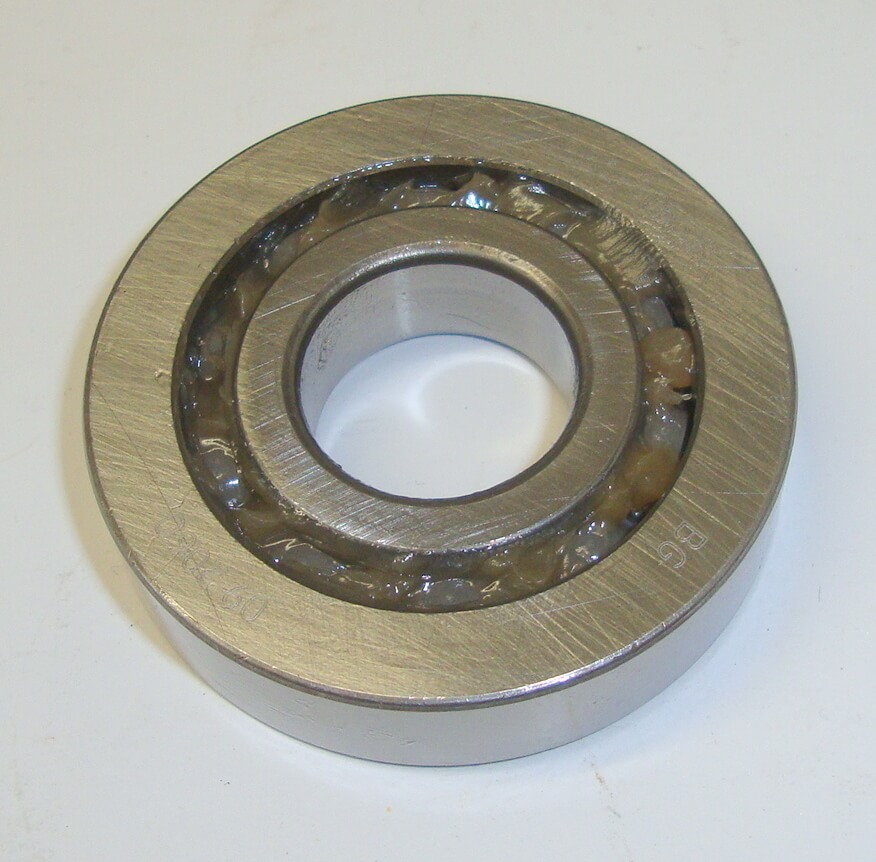 Bearing for crank shaft, SKF, Vespa 125 till 1952
