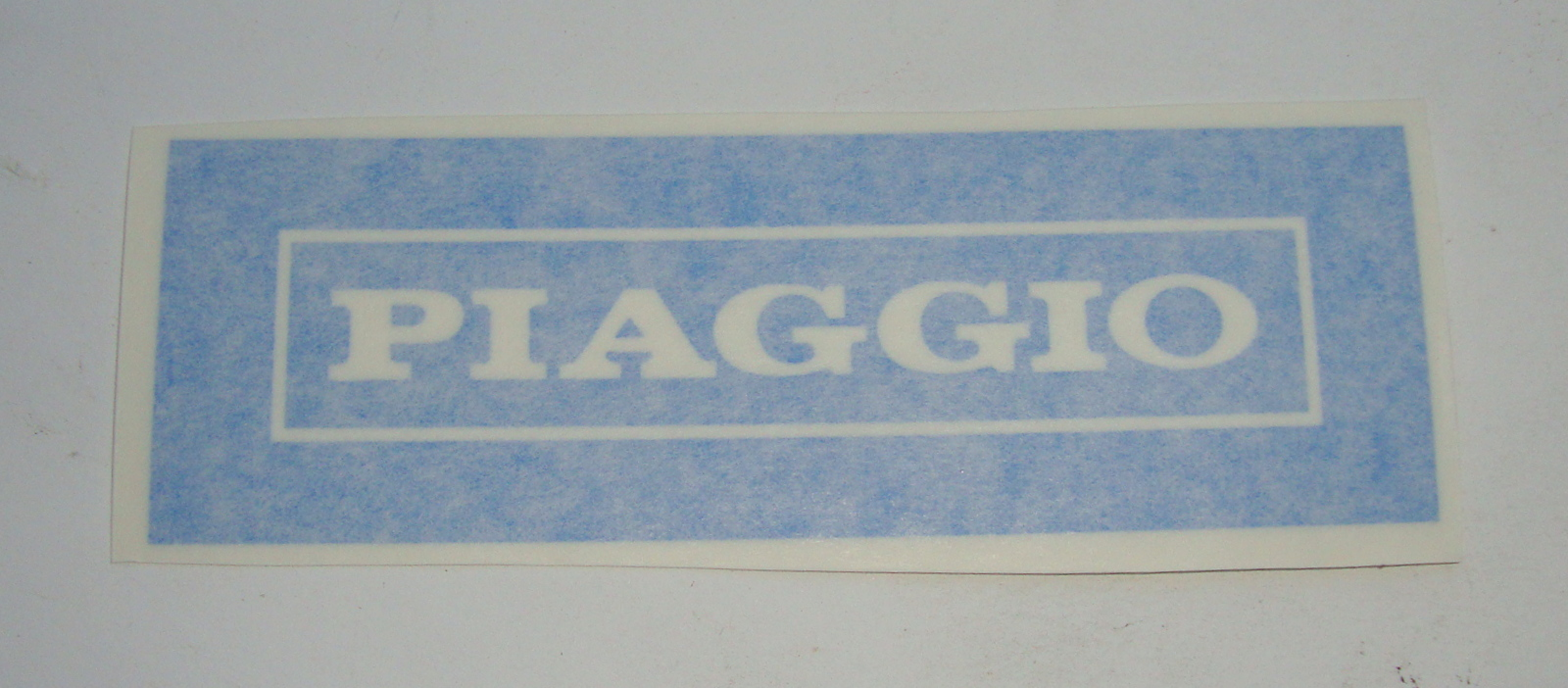 "Paint masking for seat ""PIAGGIO"""