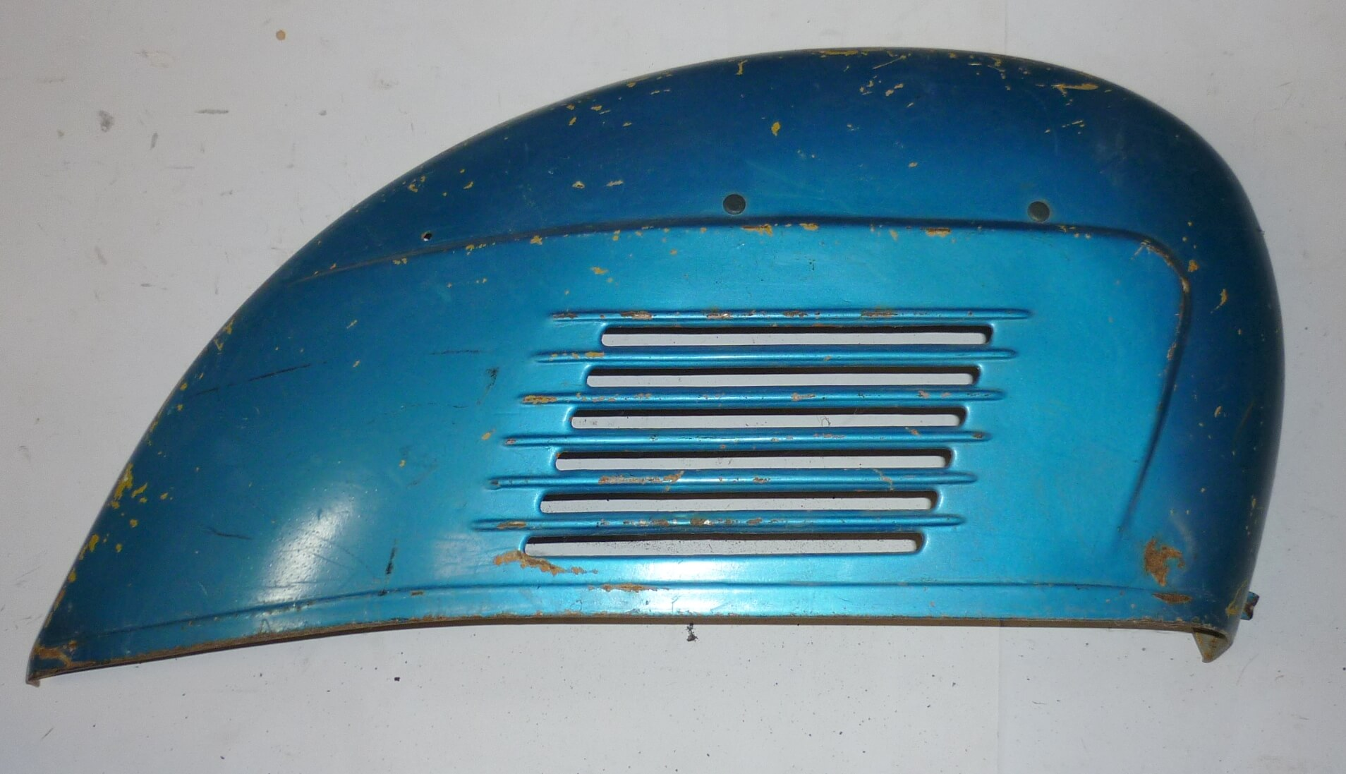 Engine cowl, blue met., Vespa 125 GT/GTR - 150 Sprint, used