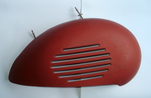Engine cowl, Vespa 125 / 150, 1953 > 1957, used