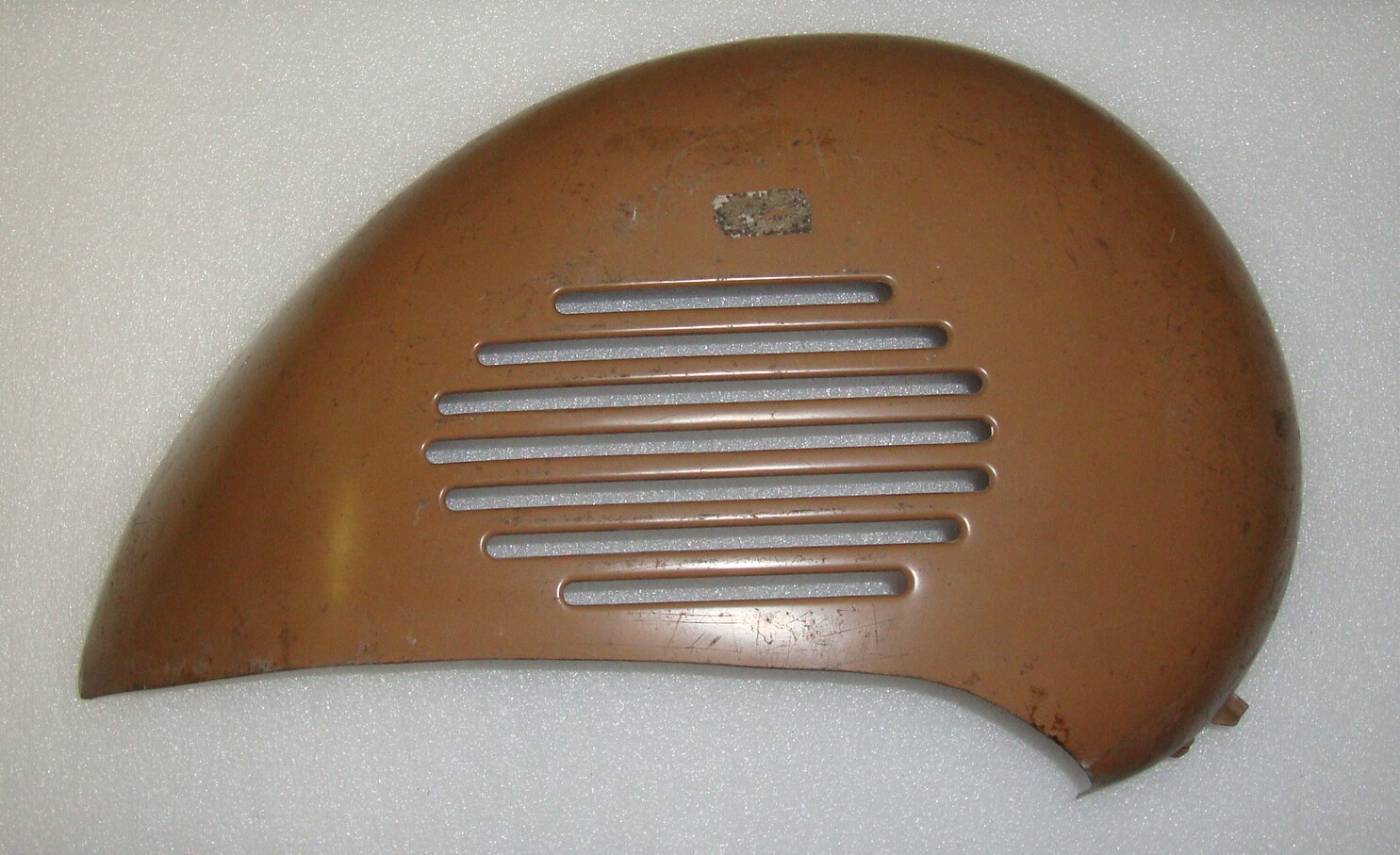 Engine cowl, Vespa 150 GS VS4T > VS5T, NOS