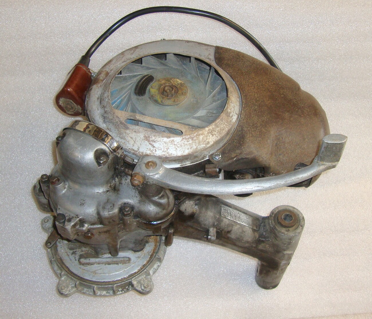 Engine, Vespa 150,VLB1M*0152276*