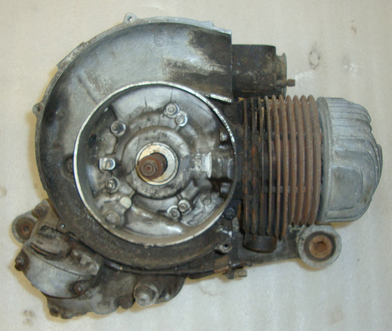 Engine, Vespa 125 VNB2M *072098*
