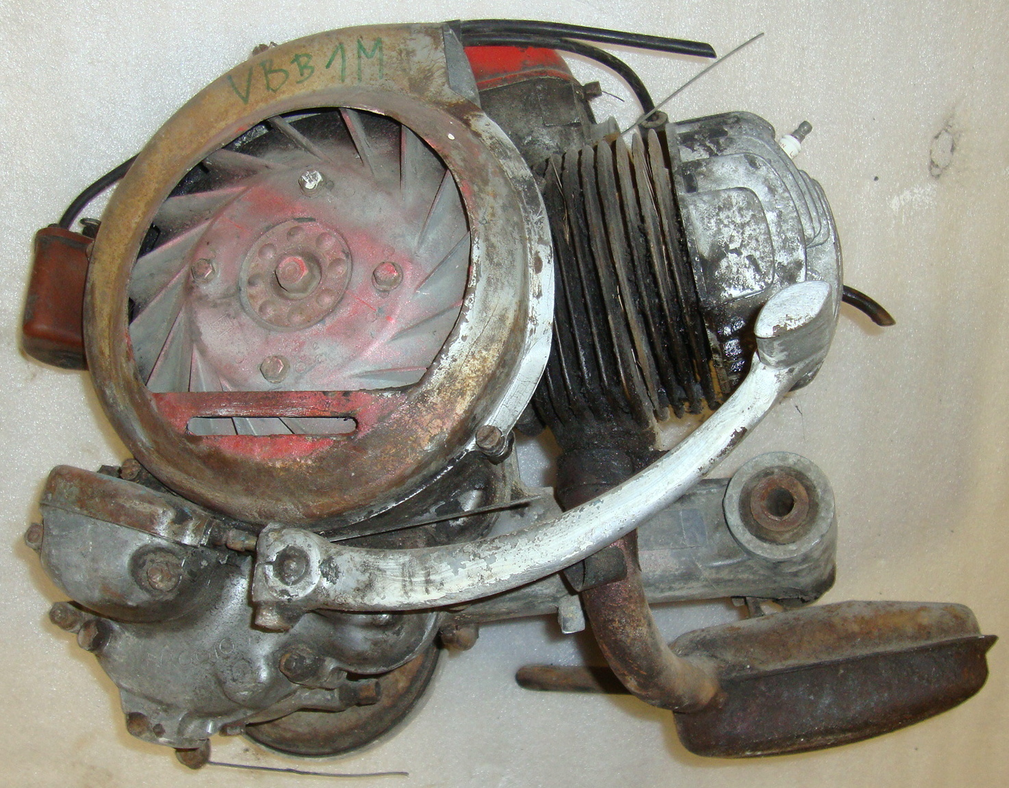 Engine, Vespa 150 VBB1M *15347*