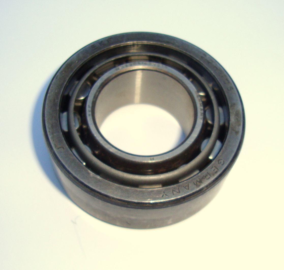 Bearing for crankshaft, flywheel side, Vespa 160 GS / 180 SS, PX 125 T5 - Ape AD - AE - AE0 - APC