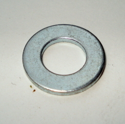 Washer 9,5 mm, zink platet