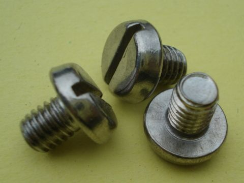 Kit Screws for rim, stainless steel, Vespa GTR / TS / Sprint Veloce / Rally