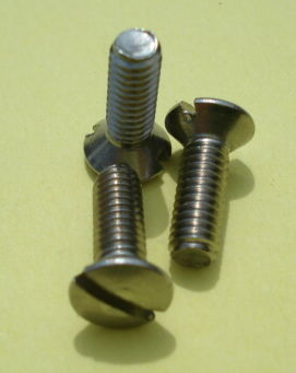 Kit Screws for rim, stainless steel