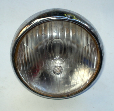 Headlampset SIEM, complete, without parklight, Vespa 125 VNB1T / 150 VBA1T - VBB1T