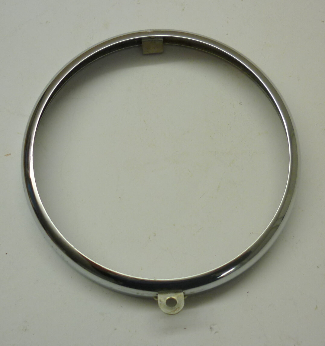 Rim for headlamp Hella, HELLA, Hoffmann Vespa, NOS