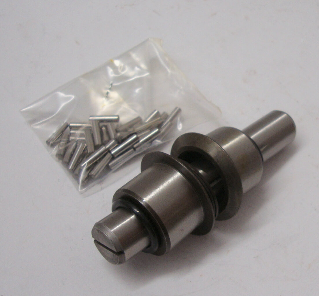 Motion link bolt with bearings, Vespa GS 160 / SS 180