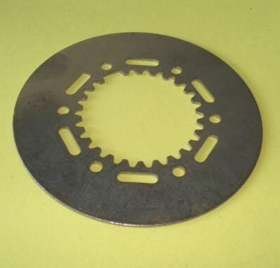 Driven clutch plates Vespa 160 / 180 / 200 / T5 / Cosa1