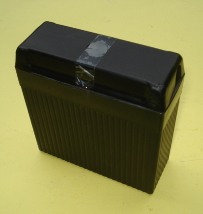 Dry battery 6V / 7Ah, Vespa 125 - 150