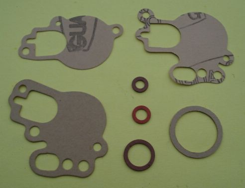 Gasketkit for carburettor SI 20 / 15 A > D / SI 20 / 17 A > D