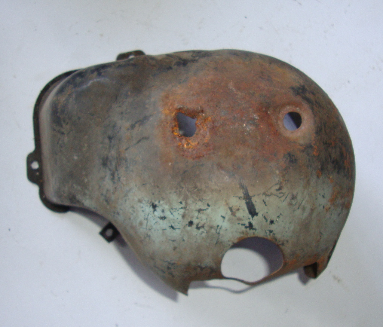 Cylinder cowling, Vespa / Ape, unknown